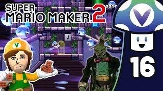 [Vinesauce] Vinny - Super Mario Maker 2 (PART 16)