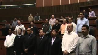 Toma de Protesta de Magistrados Electorales-Congreso del Estado de Guerrero.