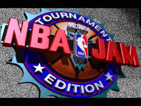 NBA Jam Tournament Edition Arcade Title Music