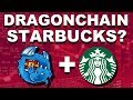 Is Dragonchain the future of enterprise blockchain? DRGN Partnerships with Starbucks and more?