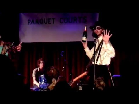"""Parquet Courts - """"Human Performance"""" [Live @ The Bell House - NYC]"""