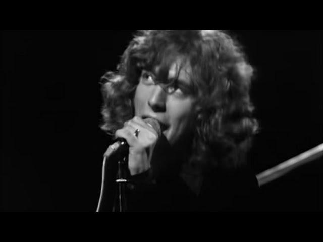 Led Zeppelin - Babe I'm Gonna Leave You (Danmarks Radio 1969