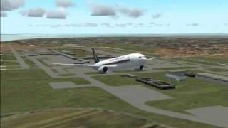 Singapore Airlines ( WSSS - WMKK ) FS2004