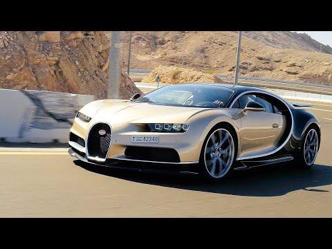 The 261mph Bugatti Chiron - Chris Harris Drives - Top Gear