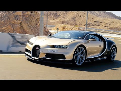 The 261mph Bugatti Chiron – Chris Harris Drives – Top Gear