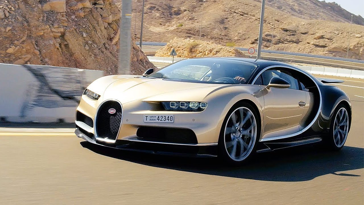 The 261mph Bugatti Chiron Chris Harris Drives Top Gear