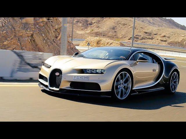 The 261mph Bugatti Chiron  | Chris Harris Drives | Top Gear