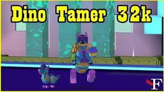 TROVE - DINO TAMER 32KPR BUILD - #759 PTBR