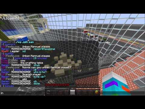 EUCWS S5 R1 | Prime vs Arcanite