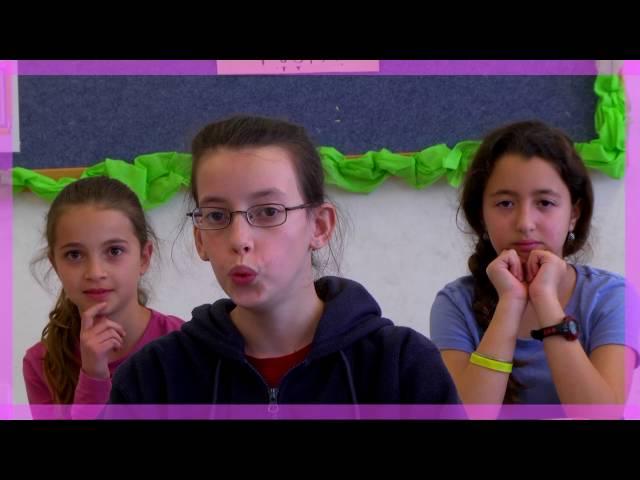 13 דרכים לשגע מורה  - סרט כיתה ה1 בנות בית ספר דעת עופרה תשעו