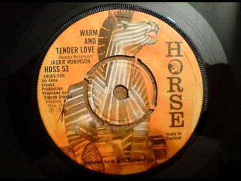 Jackie Robinson (The Pioneers) - Warm & Tender Love