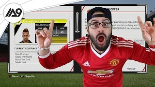 Big Transfer Deadline Day Move! - FIFA 16 Manchester United Career Mode #05