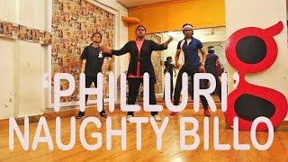Naughty billo | Philluri | Beginners level | GRM'S Dance Studio|