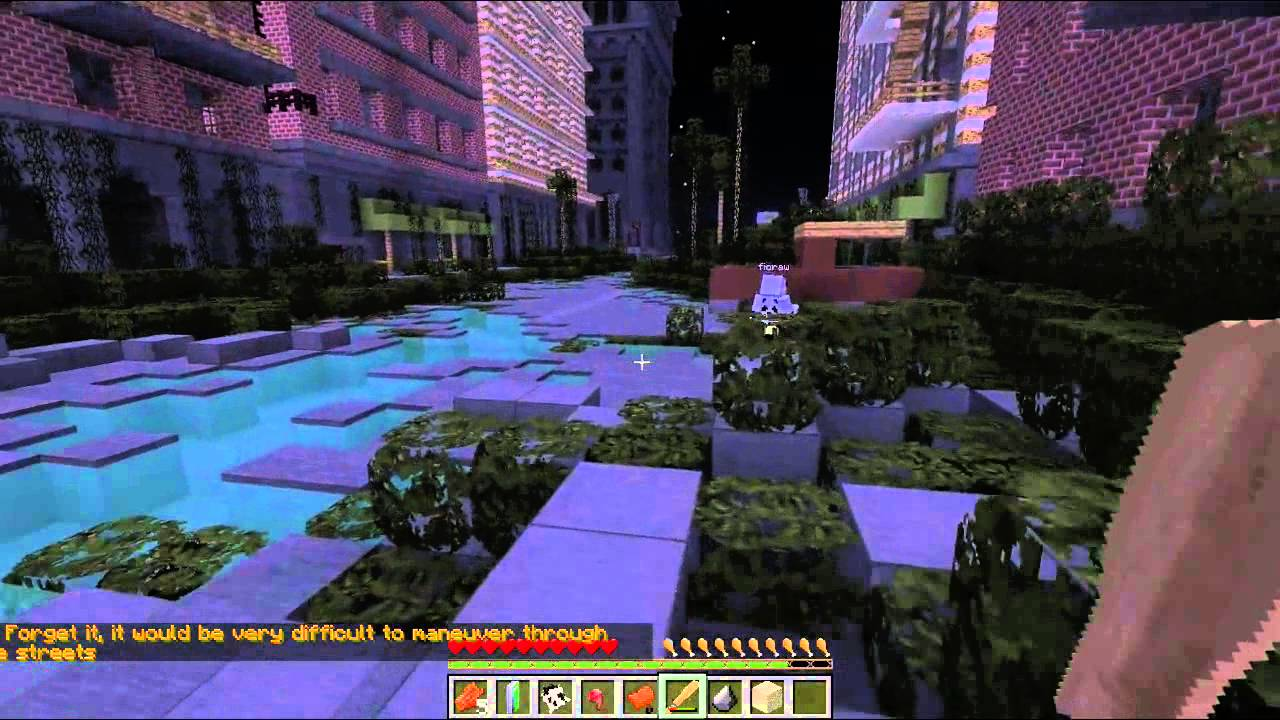 The Last Of Us Minecraft Map And Resource Pack Part YouTube - The last of us minecraft map