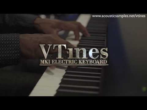 Acousticsamples VTines overview video