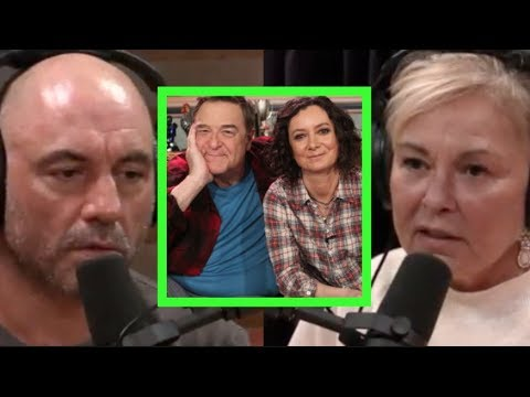 Clint August - Joe Rogan - Roseanne on The Conners. Careful Language!!!