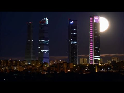Come to my beautiful city: Madrid (Spain) HD Music Video