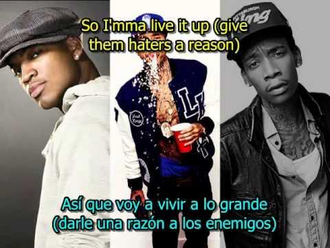 DJ Felli Fel Ft. Ne-Yo, Tyga & Wiz Khalifa - Reason To Hate (Subtitulado)
