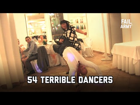54 TERRIBLE DANCERS