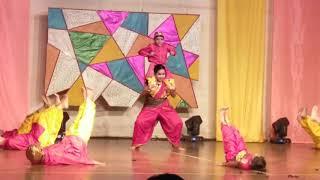 WCDA dance performance 2020