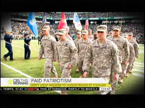 Sen. Flake Discusses Paid Patriotism Investigation on CBS This Morning