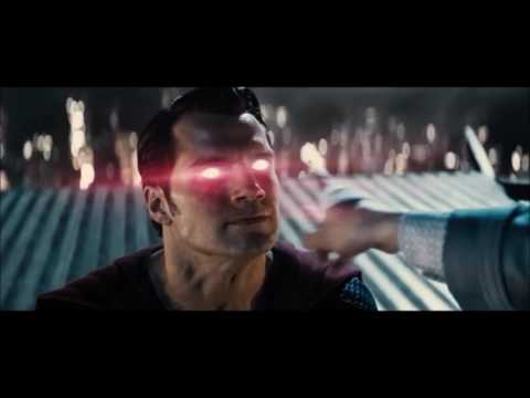Batman vs Superman: Angry Superman