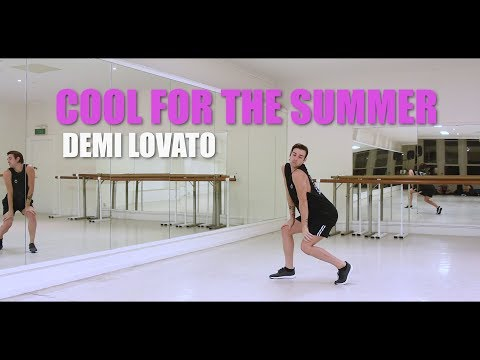 COOL FOR THE SUMMER - PRYCE BROWN - COMMERCIAL JAZZ - DEMI LOVATO