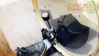 드럼채널 pearl bass drum muffler full size bdm f 베이스드럼 머플러 풀 사이즈