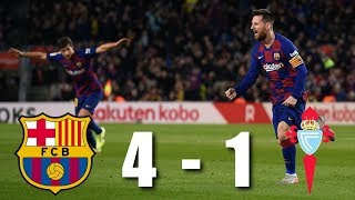 Download the onefootball app here - http://tinyurl.com/y4lyh4ca lionel messi scored two free-kick goals, along with a penalty during stunning hat-trick aga...