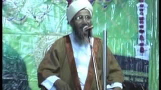 Rahmatabad Shareef - Milad-Un-Nabi 2013 Bayan