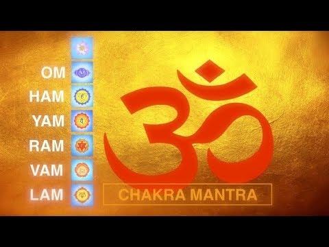 OM Chakra Mantra Divine Essence Meditation Activation