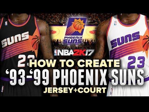 d4eacf016ee3 NBA 2K17 - Philadelphia 76ers - Trust The Process Jersey   Court ...