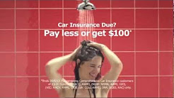 Budget Direct Car Insurance - Shower