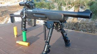 "ТОЗ-106 ""Снайпер"")))  Пулевая стрельба  на 65 метров"