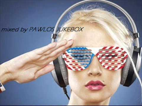 CLUB HOUSE MUSIC AMERICA 2012 mixed by PAWLOS JUKEBOX