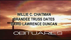 Obituaries for Oct. 15th brought to you by Radney Smith Funeral Home.