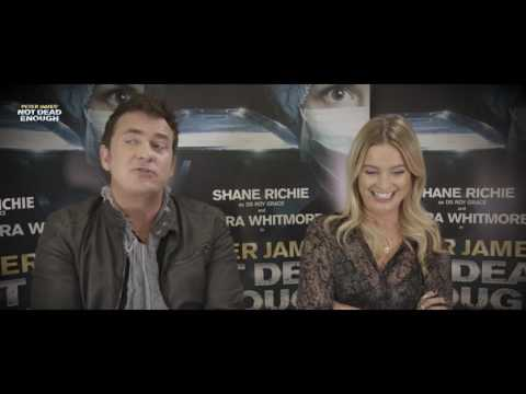 Not Dead Enough Cast Interview with Shane Richie and Laura Whitmore