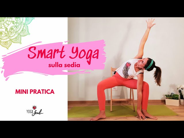 Smart Yoga sulla Sedia