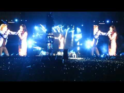 13/18 Gimme Shelter - The Rolling Stones - América Latina Olé México Foro Sol Marzo 17 2016