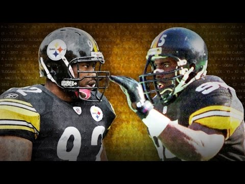 A History of Violence (Steeler Linebackers)