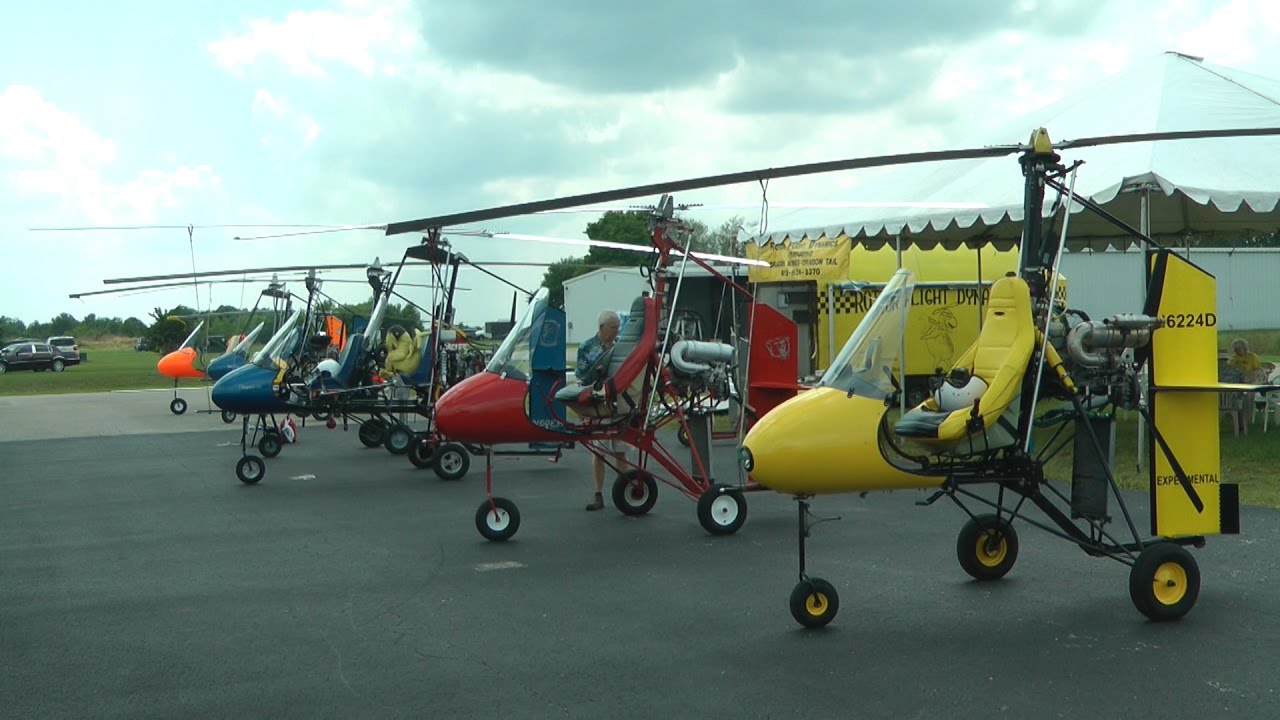 What's so Special about a Gyroplane?