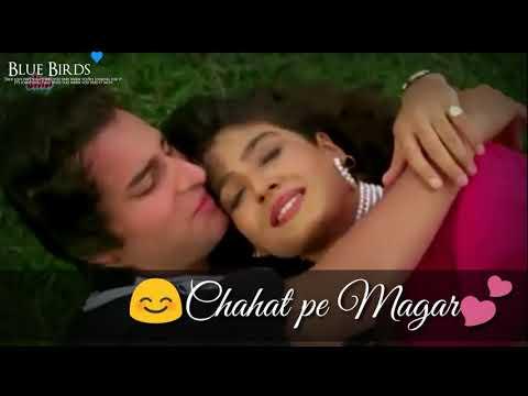 Chaha to bahut Na Chahe Tujhe female WhatsApp status