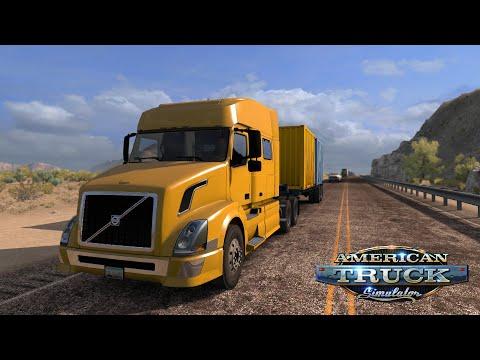 American Truck Simulator - #13 - Yuma (AZ) - Ehrenberg (AZ)