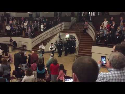 Plymouth Police Academy 61st R.O.C. Graduation Ceremony