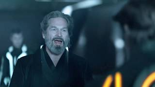 Tron Legacy - What is the perfect system? - Flynn and Clu's final conversation clip
