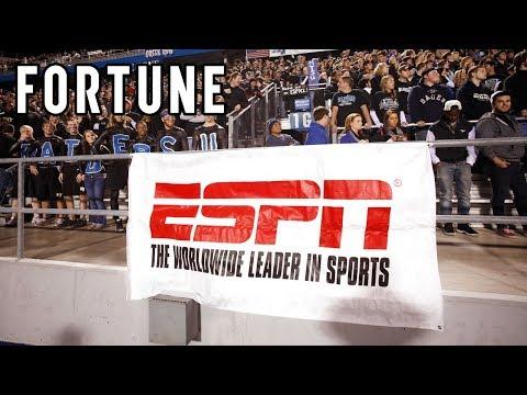 ESPN+ Is ESPN's Digital Streaming Service  I Fortune