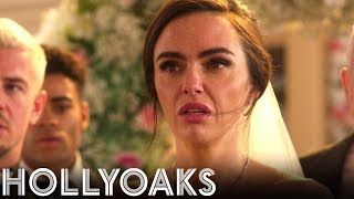 Hollyoaks: Mercedes' Sixth Wedding