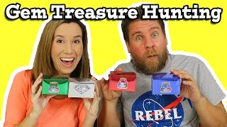 Gem Treasure Hunting - What Did We Find???