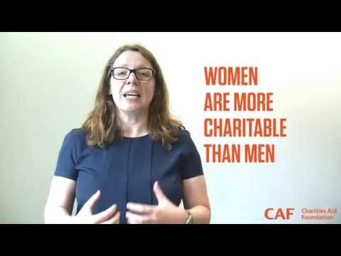 Understand UK charities in 1 minute | UK Giving | Charities Aid Foundation