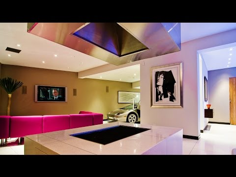 Extremely Fabulous and Glamorous Modern Luxury Residence in Hollywood, CA, USA